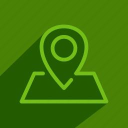 direction, google, gps, location, maps, navigation icon