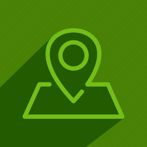 direction, google, gps, location, maps, navigation icon
