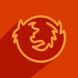 browser, firefox, internet, mozilla icon