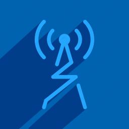 communication, fmam, radio, talk, wireless icon