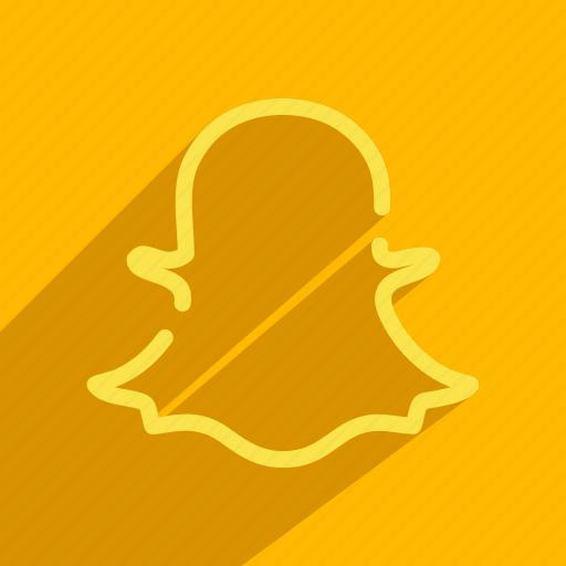 chat, media, network, snap, snapchat, social icon