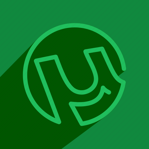 network, peer, torrent, upload, utorrent icon