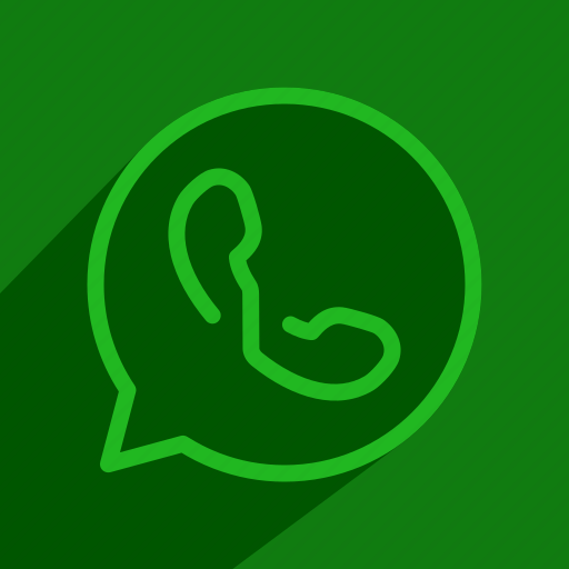 chat, communication, conversation, speech, talk, whatsapp icon
