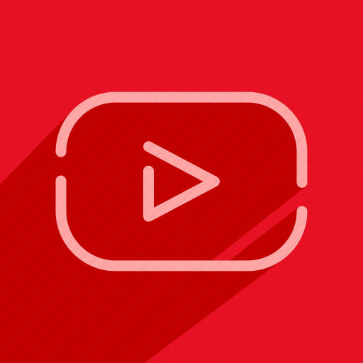 media, network, social, tube, video, youtube icon
