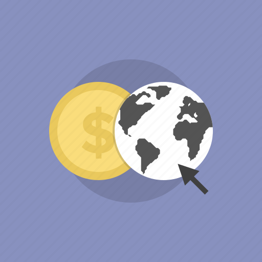 business, cash, coin, communication, currency, cursor, dollar, ecommerce, exchange, finance, financial, global, illustration, internet, marketing, money, network, online, payment, price, sale, seo, shop, shopping, web, world icon