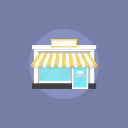 business, buy, cafe, ecommerce, finance, front, illustration, internet, marketing, online, retail, sale, service, shop, shopping, store, web icon
