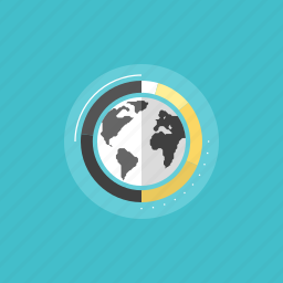 analysis, analytics, analyzing, big, business, chart, communication, connection, corporate, data, diagram, ecommerce, financial, global, globe, graph, illustration, information, internet, marketing, network, report, seo, statistics, stats, web, world, worldwide icon