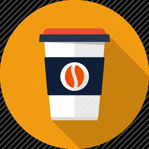 cafe, caffeine, cappuccino, coffee, coffee cup, cup, espresso icon