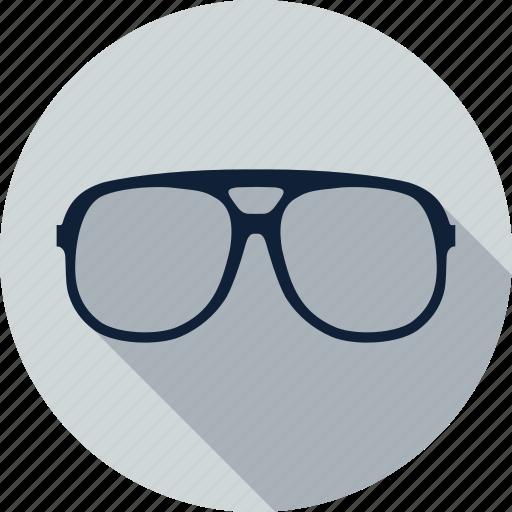 eye, eyeglasses, glasses, spectacles, study, sunglasses icon