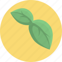 ecology, environment, flower, leaves, nature, plant icon