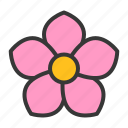 bloom, floral, flower, petal icon