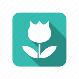 eco, ecology, environment, environmental, flower, leaf, nature, plant icon
