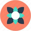 blooming, decoration, ecology, japanese flower, nature icon