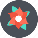 daffodil, floral, flower, petal, spring icon