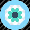 beauty, creative flower, decorative flower, flower, generic flower icon