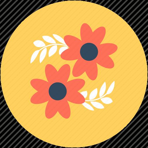 Blossom, flower, hydrangea quercifolia, oakleaf hydrangea, spring flower icon - Download on Iconfinder