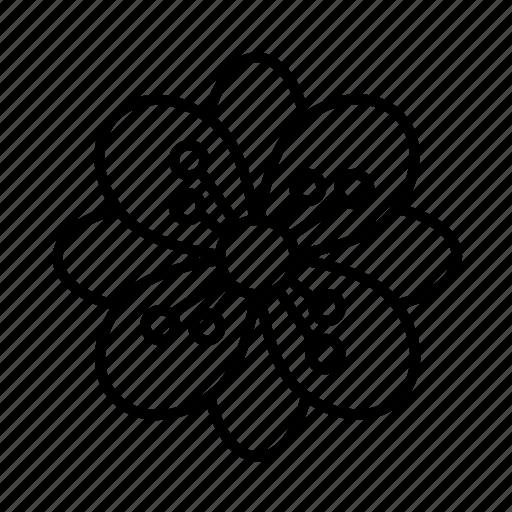 bloom, botanic, botany, florist, flowers, nature, spring icon