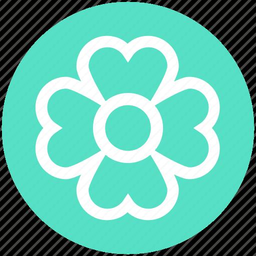 Floral, flower, garden flower, nature, plant icon - Download on Iconfinder