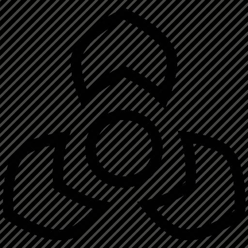 design, drawing, element, flower, shape icon