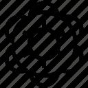 design, floral, floral doodling flower, flower, flower shape icon