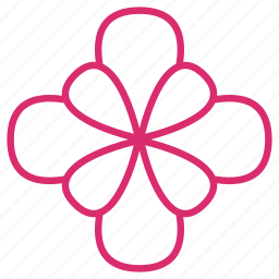 abstract, bloom, celebration, christmas, decoration, floral, flower icon