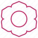 abstract, bloom, christmas, decoration, floral, flower, flowers icon