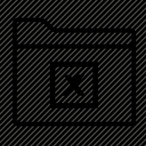 directory, documents, excel folder, folder, folders, format, office icon