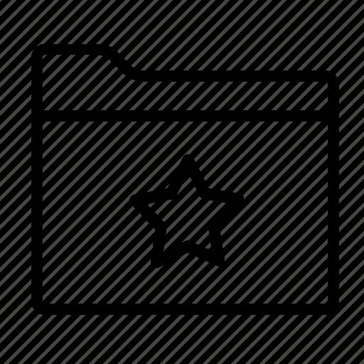 bookmark, favorite, favourite folder, folder, folders, like, storage icon