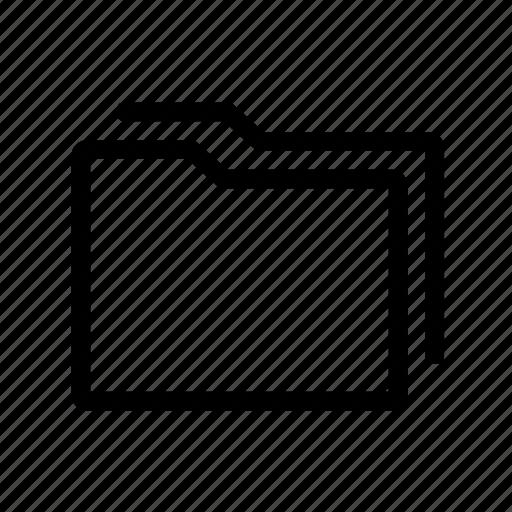 drive, file, folder, sotrage icon