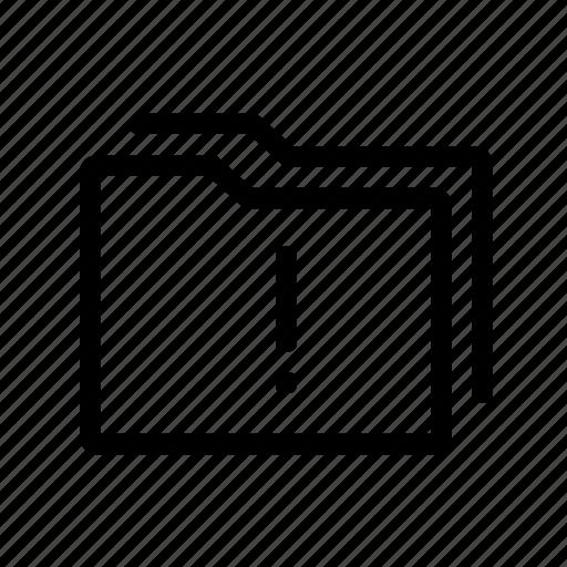 error, folder icon