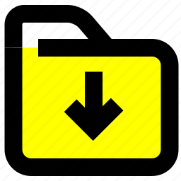 archive, directory, document, folder, office icon