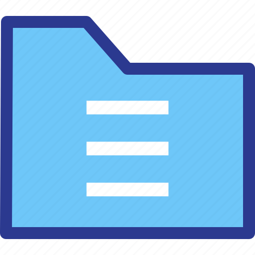 archive, article, file, folder, writers icon