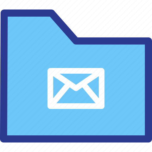 archive, email, file, folder, mail icon