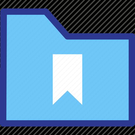 archive, bookmark, file, flag, folder, important icon