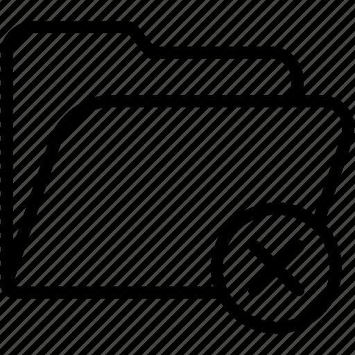 cross, data, document, file, folder, storage icon