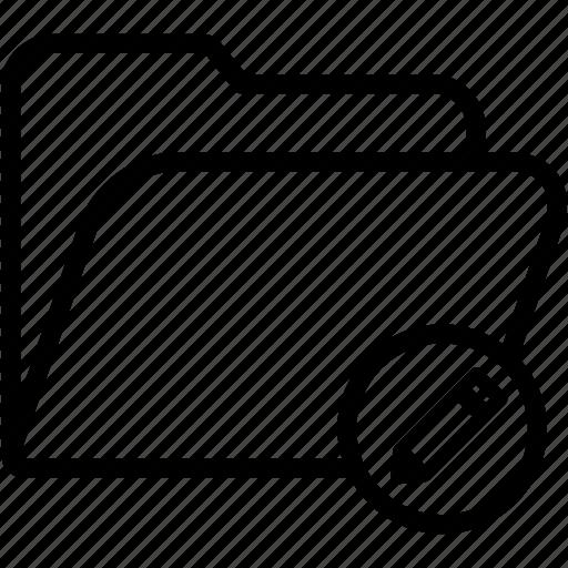 data, document, edit, file, folder, storage, write icon