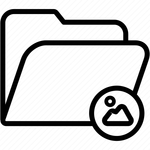 data, document, file, folder, pic, storage icon