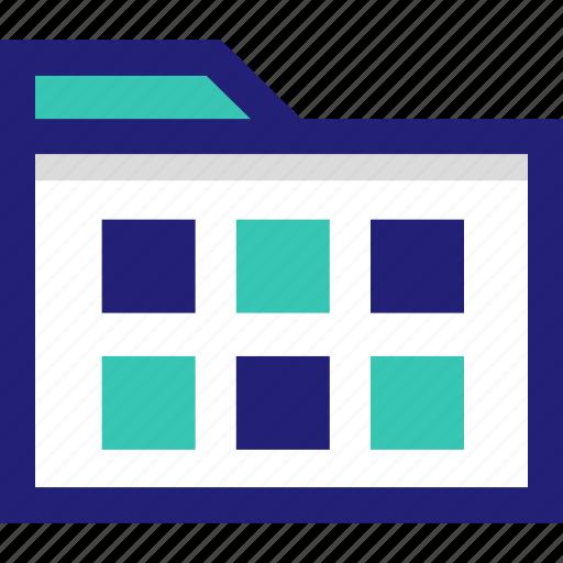 file, files, folder, tech, technology icon