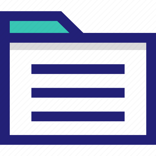 assorted, file, folder, lines, multiple icon