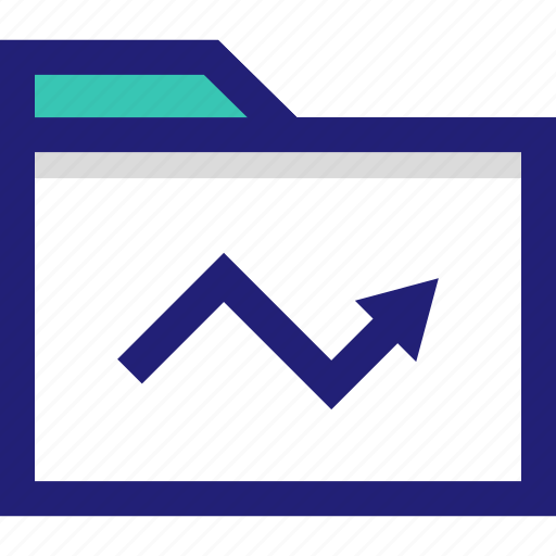 analytics, arrow, point, seo, up icon
