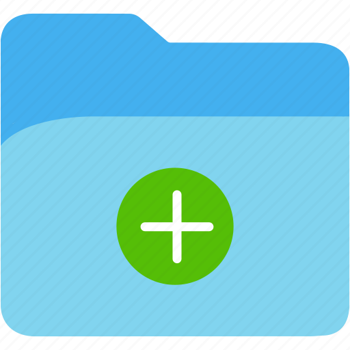 add, data, disk, explorer, file, folder, storage icon