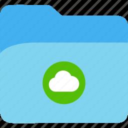 cloud, data, disk, explorer, file, folder, storage icon