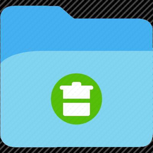 data, disk, explorer, file, folder, storage, trash icon