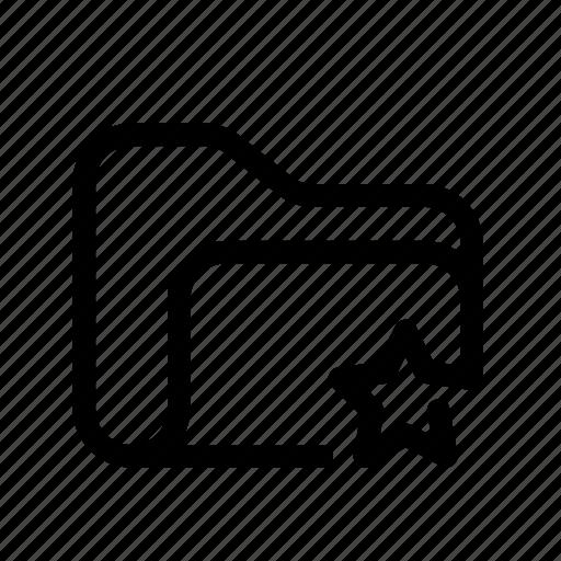 catalog, directory, document case, favorite folder, folder, index, jacket, portfolio, roll, schedule, sked, star, star folder, stars, warning icon