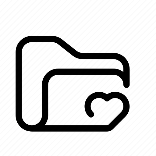 catalog, directory, document case, favorites, favorites folder, folder, heart, heart folder, index, jacket, love, love folder, portfolio, roll, schedule, sked, warning icon