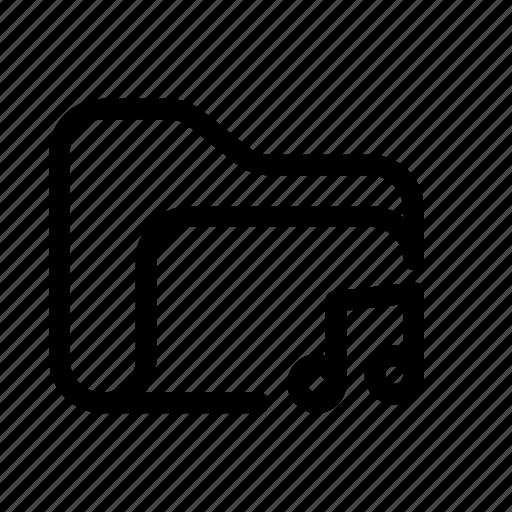 audio, audio folder, catalog, directory, document case, folder, index, jacket, mp3, mp3 folder, music, music folder, portfolio, roll, schedule, sked, warning icon