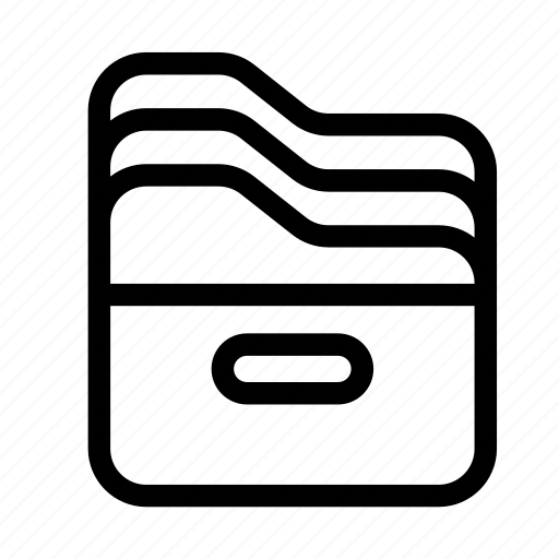 archive, catalog, directory, document case, folder, folders, index, jacket, portfolio, roll, schedule, sked, warning icon