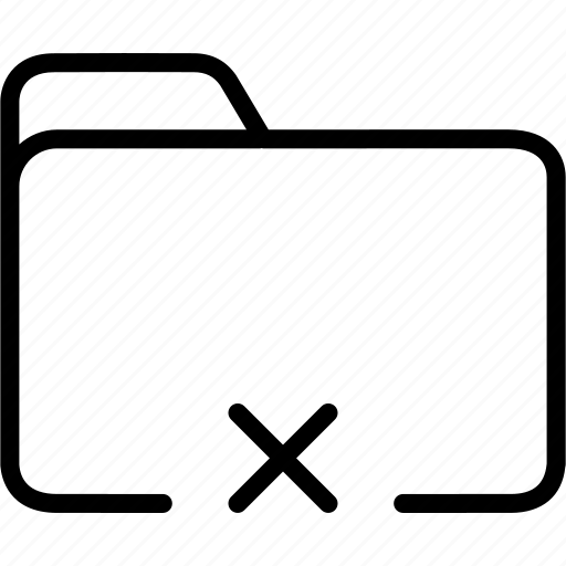 data, disk, explorer, file, folder, remove, storage icon