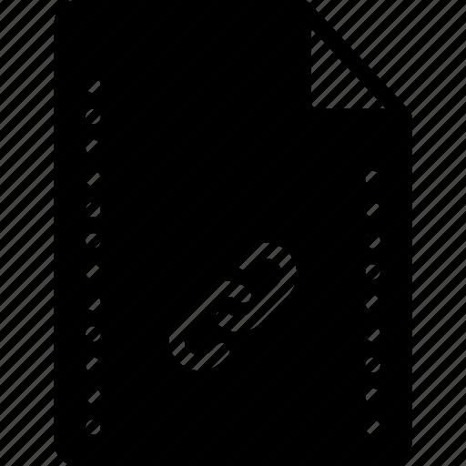 file, files, folders, hyperlink, link, solid icon