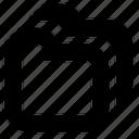 duplicate, folder icon
